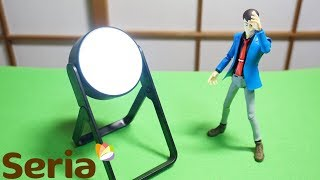 セリアのライトがYouTube撮影やInstagramにピッタリ!【100均】 thumbnail
