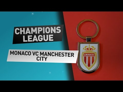 Champions league Monaco VC Manchester City // Get now Best Deals on Exciting Soccer Merchandise!