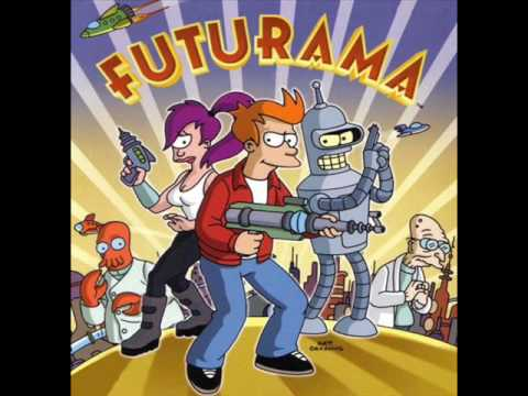 Futurama Theme [Full]