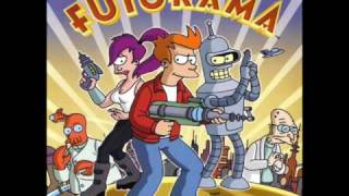 futurama theme full