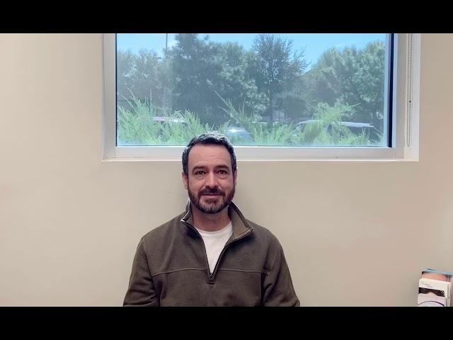 Dallas Hair Transplant Testimoninal