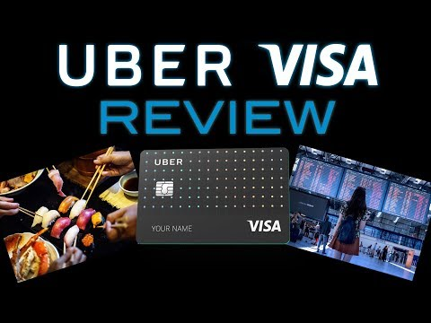 Uber Visa Review The Ultimate Rewards Credit Card For Millennials