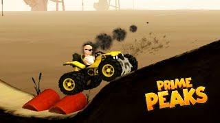 Prime Peaks #23 НОВАЯ ТАЧКА Прохождение игры cars gameplay видео