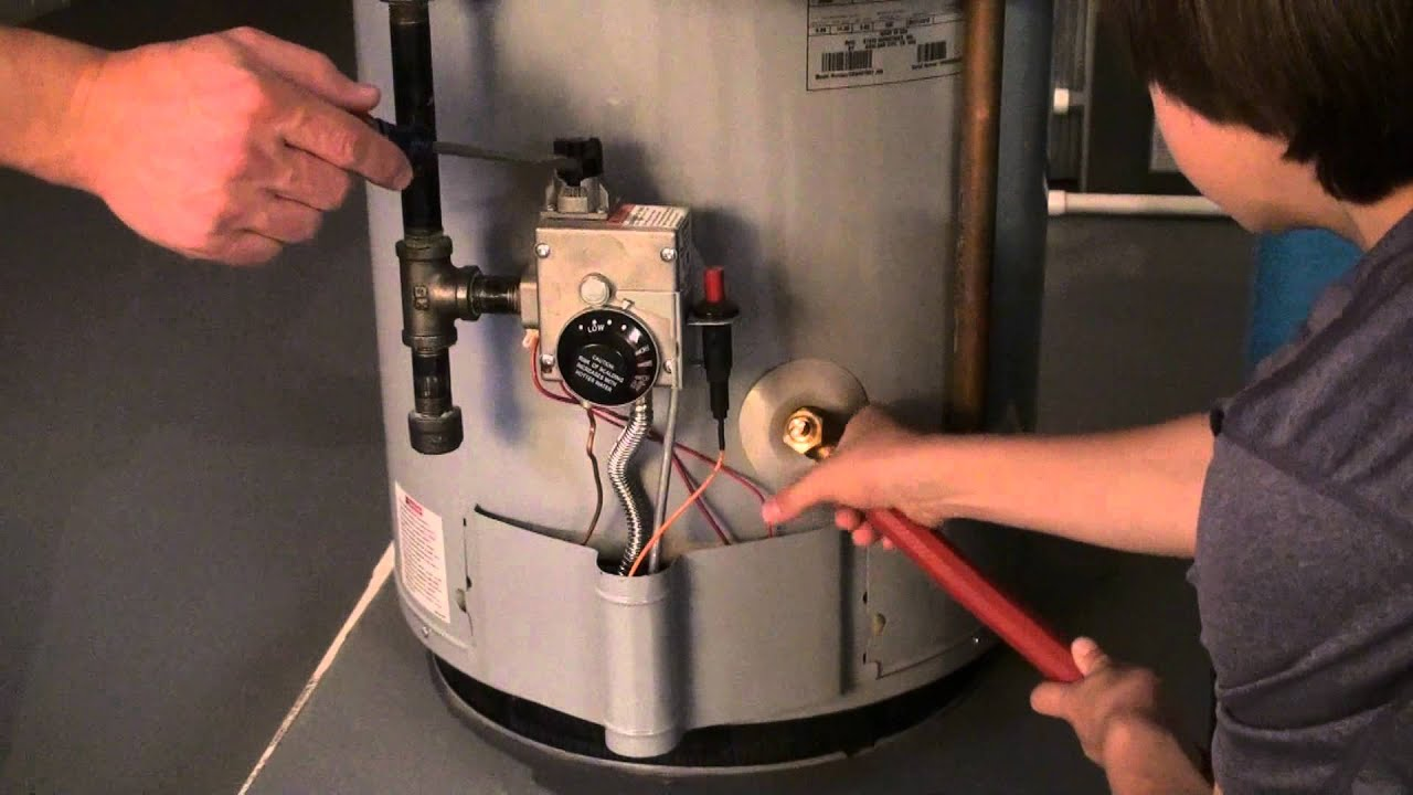 How To Turn Off Your Water Heater Step By Steps Instructions