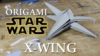 X-WING: ORIGAMI STAR WARS (FR)