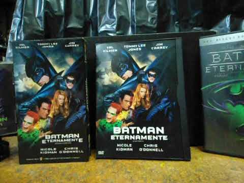 Download BATMAN forever(1995) blu-ray+DVD.diferencias, y curiosidades
