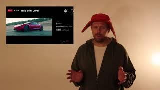 Tesla Semi Unveil My Take