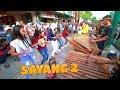 Semakin Diminati, Angklung Carehal Iringi Fans2 Ikut Berjoget (Angklung Malioboro) Sayang 2 Cover Mp3