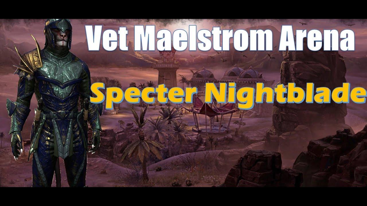 how to start veteran maelstrom arena