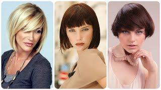 ✨Top 20 lijepe bob frizura za tanku i rijetku kosu
