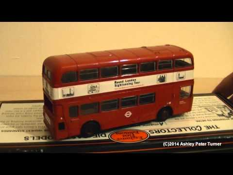 Exclusive First Editions 24401 Daimler Fleetline London Transport (1:76 scale) Review HD