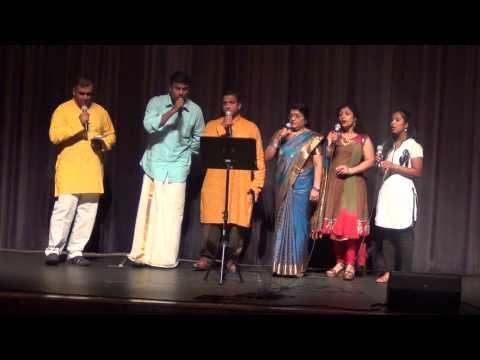 Poovili Poovili Ponnonamayi Karaoke AMAA Onam 2013