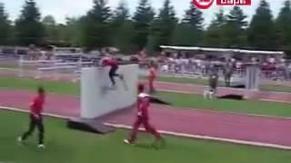 Türk Bordo Bereliler (vs) Amerikan Delta Force Özel Kuvvetler Yarışması..