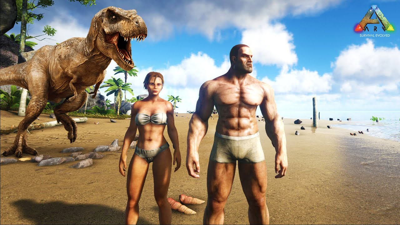 ARK Survival Evolved for the Xbox One Preview Program