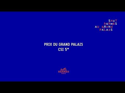 Saut Hermès 2017 –  Prix du Grand Palais CSI 5* - Class 1