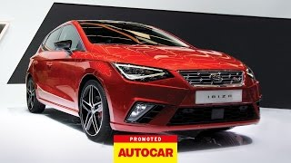 Promoted: The All-New Seat Ibiza: Geneva Motor Show Highlights