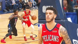 Lonzo Ball Disrespects Patrick Beverley With Taunt After Getting Revenge! Clippers vs Pelicans