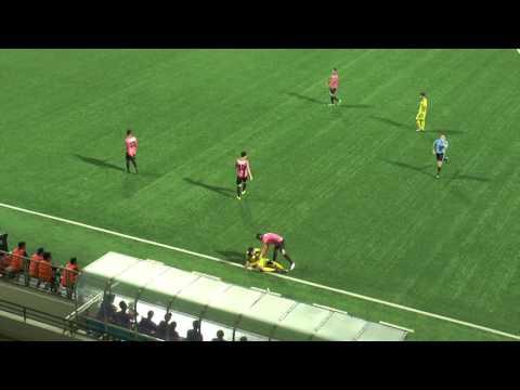 RHB Singapore Cup 2016 (QF 1st Leg): Brunei DPMM FC vs Ceres La Salle FC (30 June 2016)