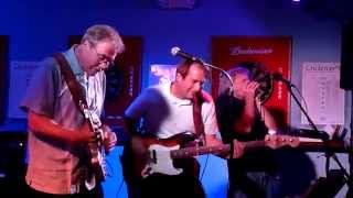 Polar Bear Blues Band-Diving Duck Blues (cover)-HD-21 Up Sports Bar-Wilmington, NC-6/14/14