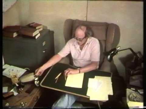 Roald Dahl - Thames television - 1979