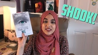 Restore me by Tahereh Mafi - Book Review
