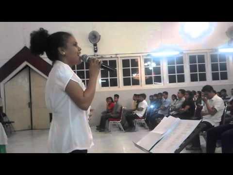 Joanne Merel Saimima - Give Thank's