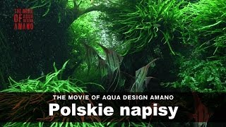 [adaview] The Movie Of Aqua Design Amano [side:concept] - Polskie Napisy