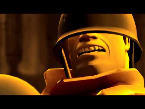 Team Fortress 2 - WAR! - Music Video