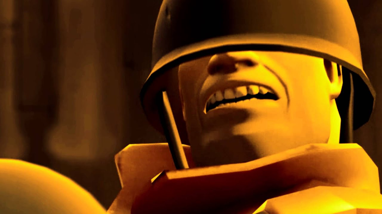 Team Fortress 2 - WAR! - Music Video