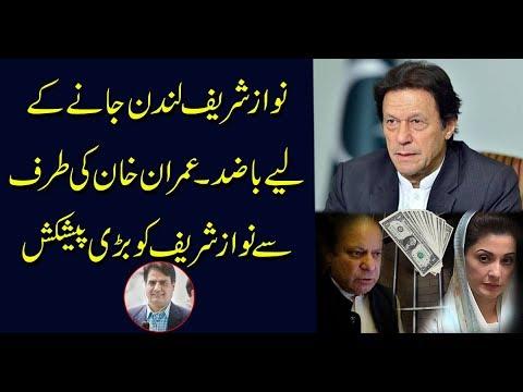 PM Imran Khan Gave Big Offer To Nawaz Sharif