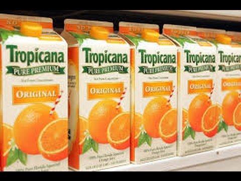 100% Orange Juice is fun |