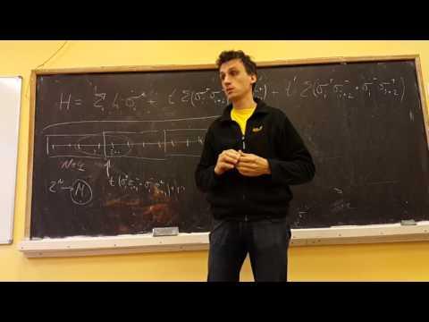 Лекция 16 часть 1. Numerical renormalization group. Kondo effect