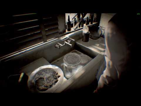 RESIDENT EVIL 7 teaser demo  / third Person view test 🗿