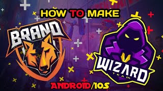 How To Make Gaming Logo On Android 2019 || Mascot Logo Design On Android || PixelLab Turtorial ||