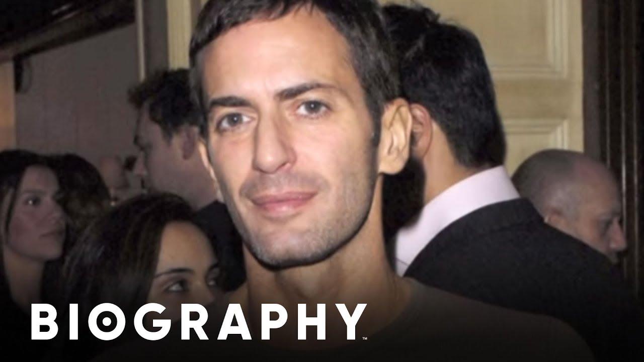 Marc Jacobs Fashion Designer Mini Bio Bio Youtube