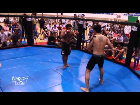 "War in the Cage 5 [Fight 32]: ""ขนมชั้น vs Hercules"" Welterweight (-170lb)"