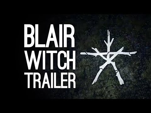 Blair Witch Game Trailer: Blair Witch Reveal Trailer from E3 2019