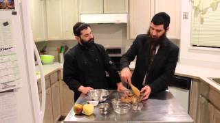The Rabbi & The Chef - Passover Episode: Charoset
