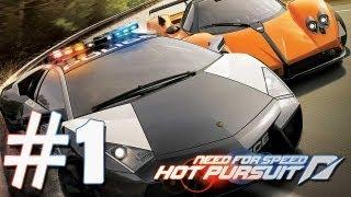 Need for Speed: Hot Pursuit Detonado Parte 1 [PT- BR]