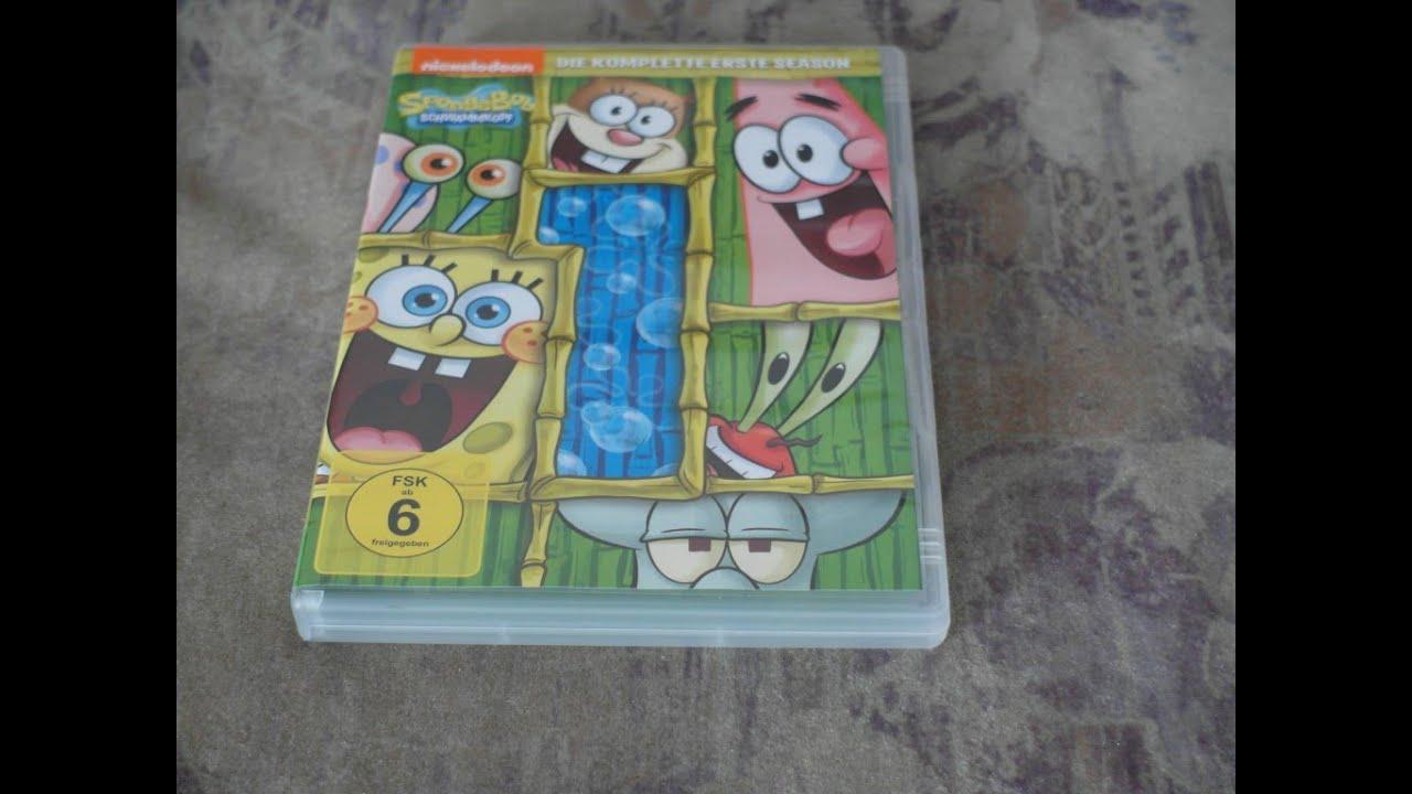 Spongebob Schwammkopf Staffeln