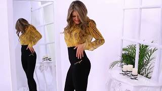 HOLLYWOOD PANTS - Vu à LA TV Boutique
