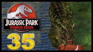 Jurassic Park: Operation Genesis - Episode 35 - All under control