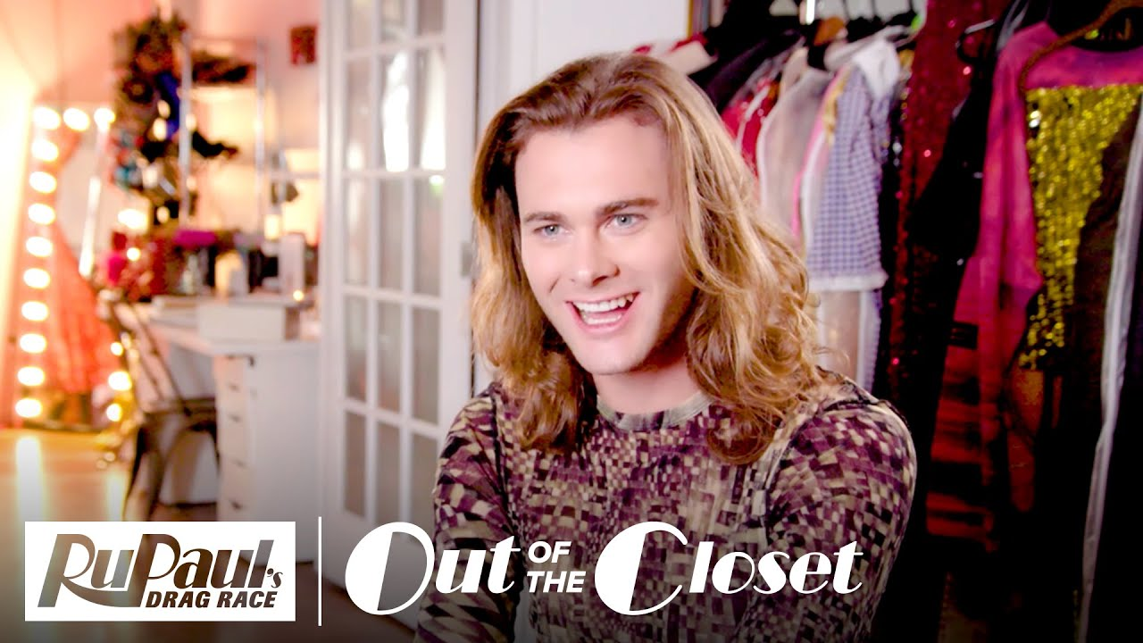 Inside Scarlet Envy's Drag Room | S3 E6 | RuPaul's Drag Race Out Of The Closet
