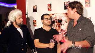 Helen Keller Vs. Nightwolves Red Carpet Premiere - WAIH TV Exclsuive