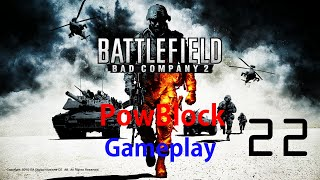 Battlefield Bad Company 2 (PS3) Online pt22 - Epic Rush On Oasis w/ Henu!