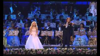 Ave Maria - Mirusia Louwerse & Andre Rieu (without clapping)