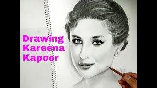 Drawing Kareena Kapoor