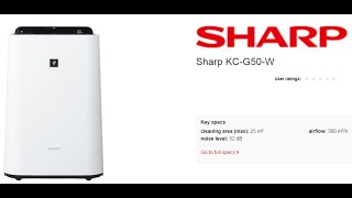 Sharp Humidification Air Purif…