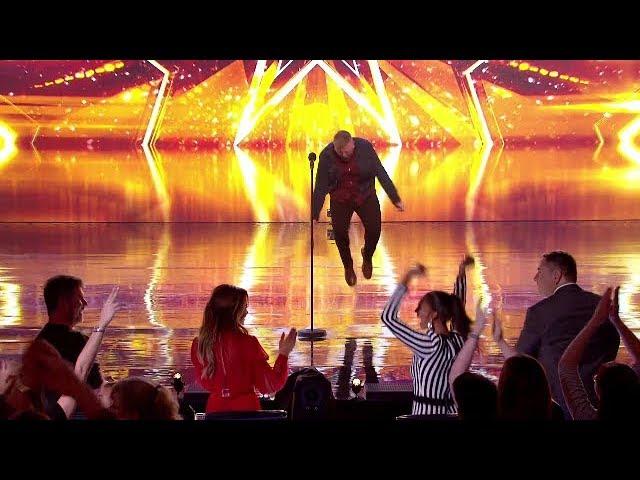 ALL 5 GOLDEN BUZZER Britains Got Talent 2018