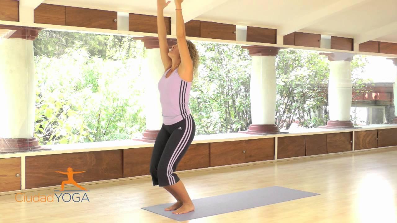 Videos de yoga para bajar de peso para principiantes